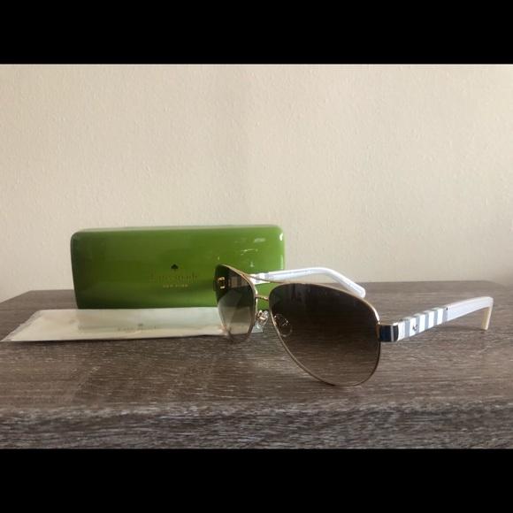 afda1eba1a21 kate spade Accessories | Brand New Dalias 0w89 Y6 Sunglasses | Poshmark